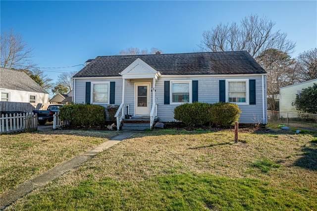 101 Fairview Cir N, Portsmouth, VA 23702 (#10365365) :: Crescas Real Estate