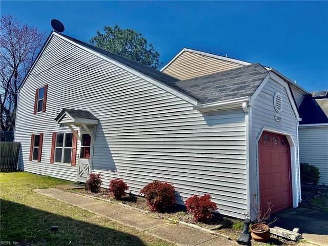3838 Headwind Ln, Portsmouth, VA 23703 (#10365370) :: Crescas Real Estate