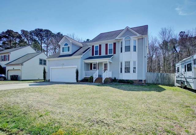 117 Richard Rn, York County, VA 23693 (#10365376) :: Abbitt Realty Co.