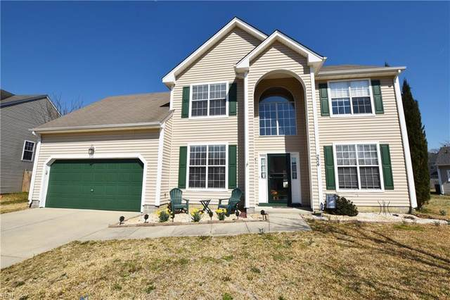 224 Waterwood Way, Suffolk, VA 23434 (#10365378) :: Community Partner Group