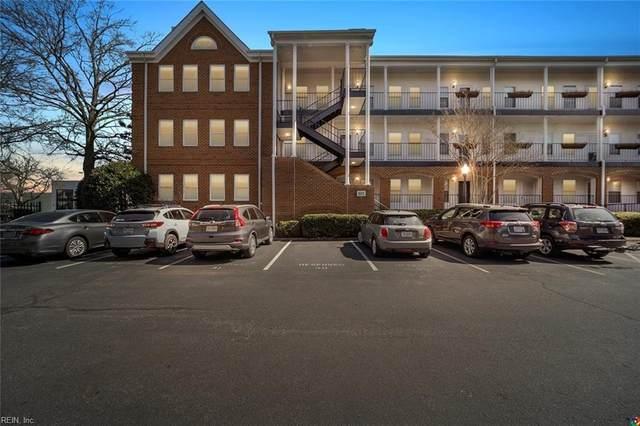 101 Westover Ave #201, Norfolk, VA 23507 (#10365402) :: Atlantic Sotheby's International Realty