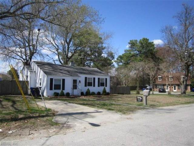 125 Smith Ave, Portsmouth, VA 23701 (#10365412) :: Verian Realty