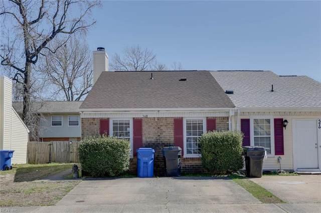 568 Peregrine St, Virginia Beach, VA 23462 (#10365427) :: Crescas Real Estate