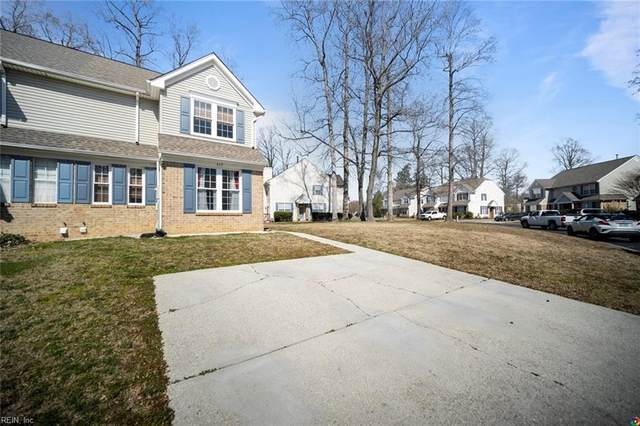 117 Creekstone Dr, Newport News, VA 23603 (#10365449) :: Abbitt Realty Co.