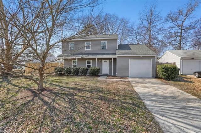 38 Sanlun Lakes Dr, Hampton, VA 23666 (#10365453) :: Berkshire Hathaway HomeServices Towne Realty