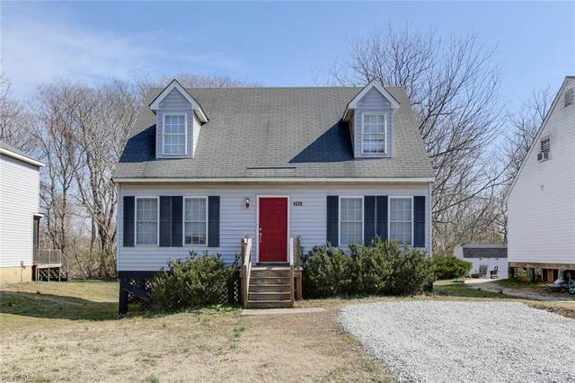 1626 F St, King William County, VA 23181 (#10365500) :: The Bell Tower Real Estate Team