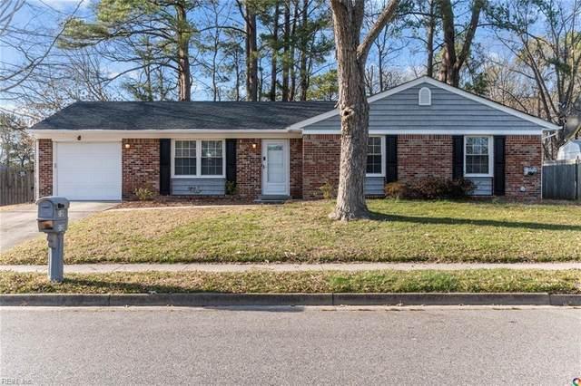 3128 Bangor Dr, Chesapeake, VA 23321 (#10365535) :: The Bell Tower Real Estate Team