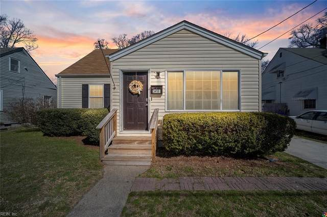 3410 Brighton St, Portsmouth, VA 23707 (#10365547) :: Verian Realty