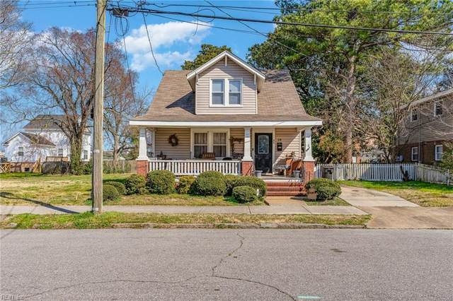 19 Riverview Ave, Portsmouth, VA 23704 (#10365558) :: Atlantic Sotheby's International Realty