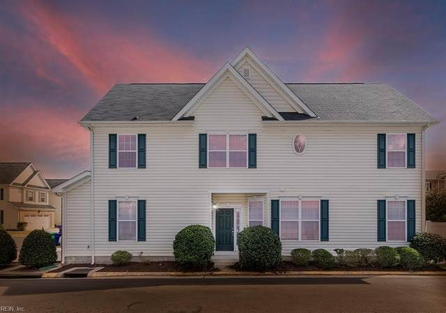 29 Frazier Ct, Hampton, VA 23666 (#10365641) :: Berkshire Hathaway HomeServices Towne Realty