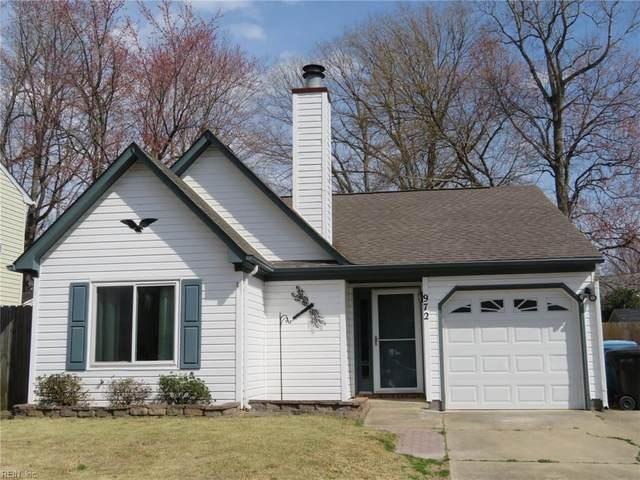 972 Thompson Way, Virginia Beach, VA 23464 (#10365642) :: Berkshire Hathaway HomeServices Towne Realty