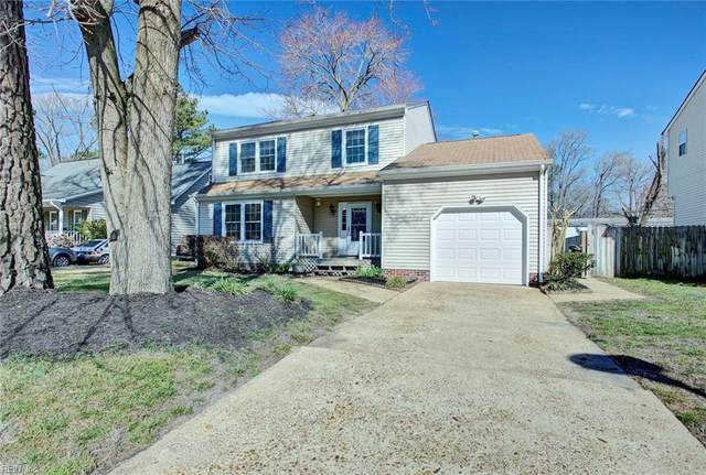 27 Steeplechase Loop, Hampton, VA 23666 (#10365656) :: Berkshire Hathaway HomeServices Towne Realty