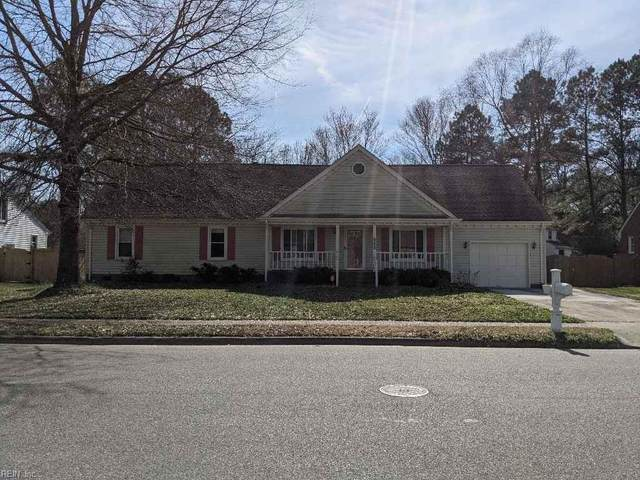 628 Briarwood Dr, Chesapeake, VA 23322 (#10365670) :: Team L'Hoste Real Estate