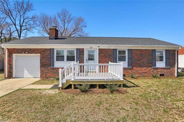 385 Mohea Cir, Newport News, VA 23602 (#10365674) :: Austin James Realty LLC