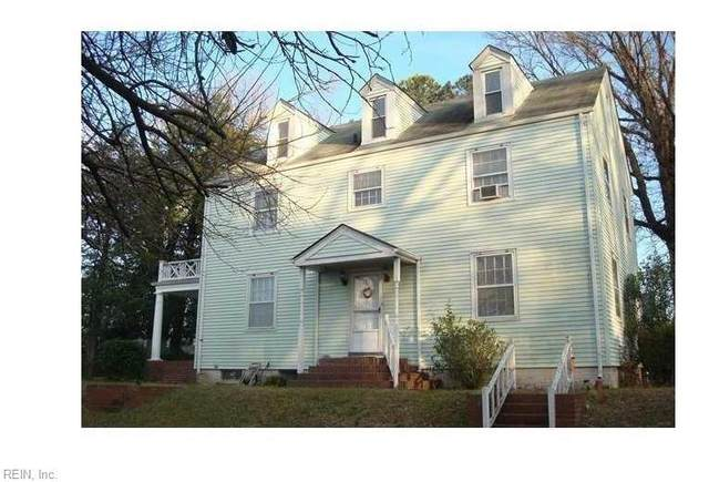 500 Sycamore St, Norfolk, VA 23523 (#10365684) :: Tom Milan Team
