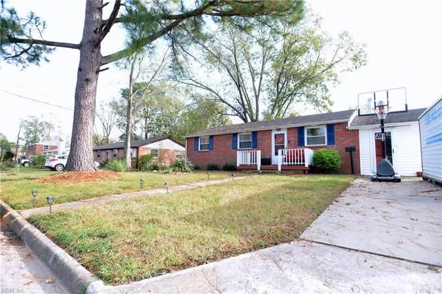 1910 Hart Cir, Hampton, VA 23663 (#10365698) :: Berkshire Hathaway HomeServices Towne Realty