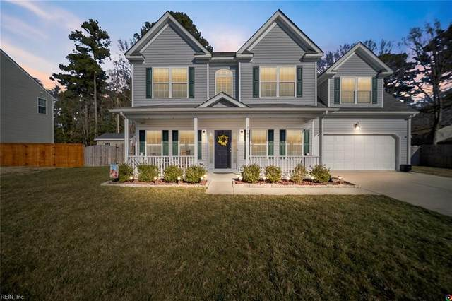3685 Mariners Dr, Gloucester County, VA 23072 (#10365699) :: Rocket Real Estate