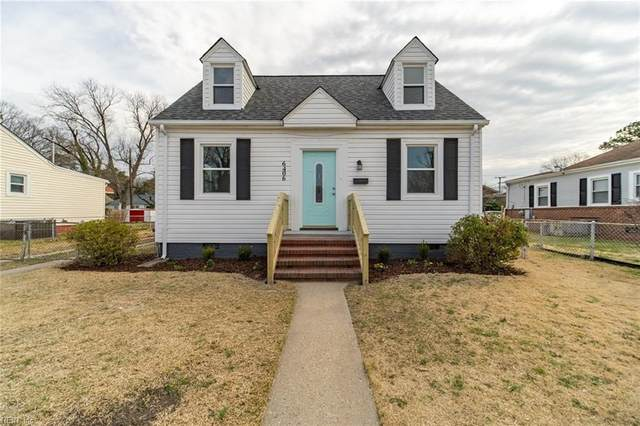 6406 Clare Rd, Norfolk, VA 23513 (#10365718) :: The Bell Tower Real Estate Team