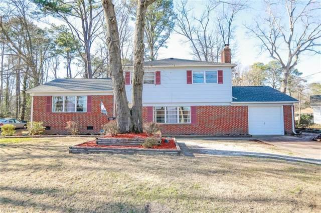 44 Azalea Dr, Hampton, VA 23669 (#10365720) :: Encompass Real Estate Solutions
