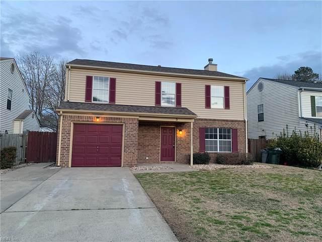 5 Kincaid Ln, Hampton, VA 23666 (#10365736) :: Berkshire Hathaway HomeServices Towne Realty