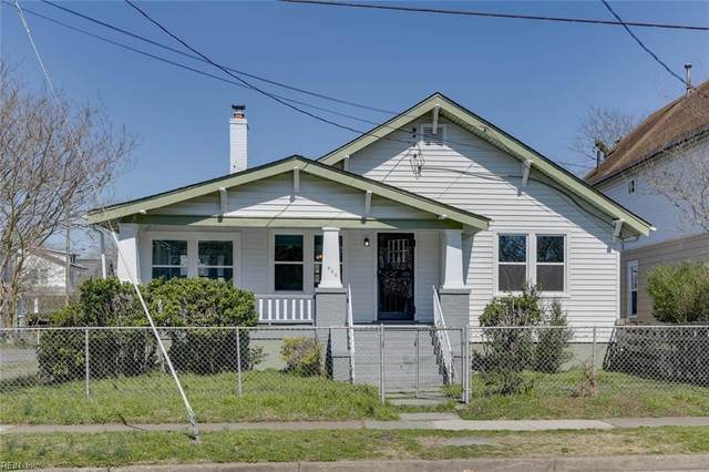 900 Pollard St, Norfolk, VA 23504 (#10365753) :: Berkshire Hathaway HomeServices Towne Realty