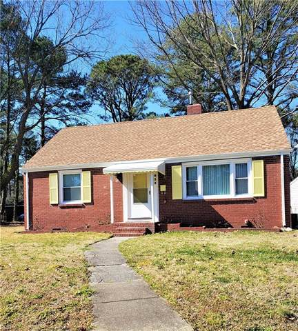 833 Oak Ave, Norfolk, VA 23502 (#10365754) :: Atlantic Sotheby's International Realty