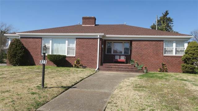 823 13th St, Newport News, VA 23607 (#10365759) :: Crescas Real Estate