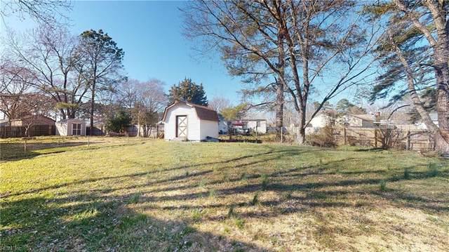 168 Kirk Dr, Newport News, VA 23608 (#10365762) :: Atlantic Sotheby's International Realty
