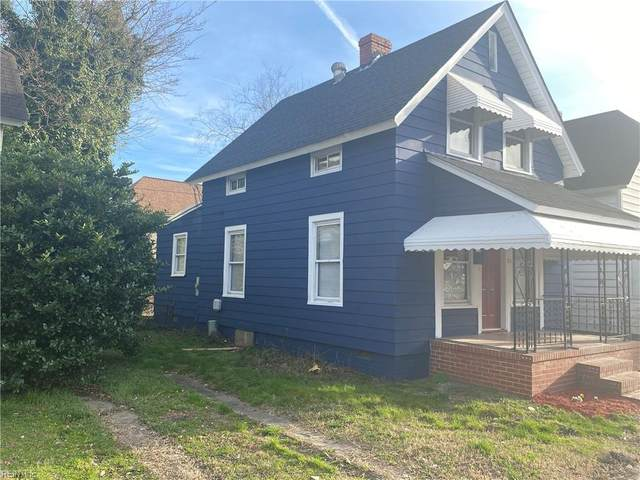 20 Dewey St, Portsmouth, VA 23704 (#10365780) :: The Bell Tower Real Estate Team