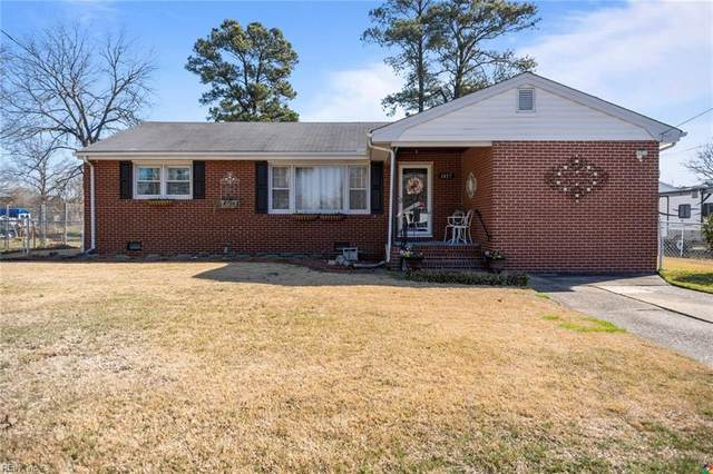 1457 Boxwood Dr, Chesapeake, VA 23323 (#10365786) :: Crescas Real Estate