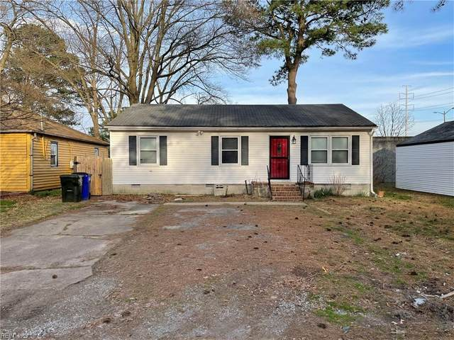 114 Houston Ave, Norfolk, VA 23502 (#10365790) :: Crescas Real Estate