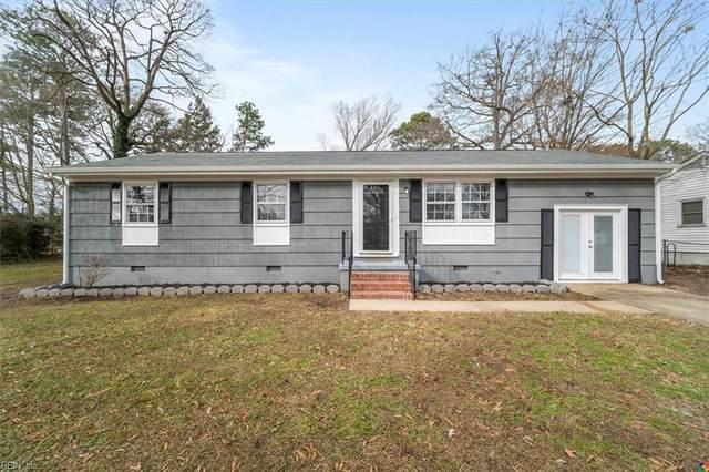 631 Daniel Dr, Newport News, VA 23601 (#10365795) :: Berkshire Hathaway HomeServices Towne Realty