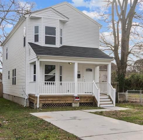 313 Greenbriar Ave, Hampton, VA 23661 (#10365796) :: Abbitt Realty Co.