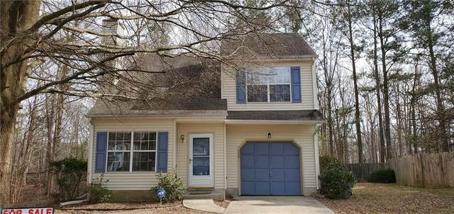 336 Windy Ridge Ln, Newport News, VA 23602 (#10365816) :: Crescas Real Estate