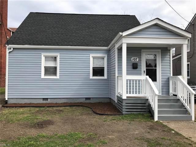107 E Cummings Ave, Hampton, VA 23663 (#10365828) :: Berkshire Hathaway HomeServices Towne Realty