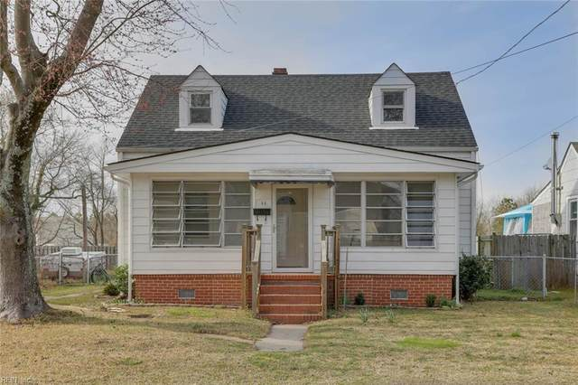 11 Ansell Ave, Portsmouth, VA 23702 (#10365869) :: Berkshire Hathaway HomeServices Towne Realty