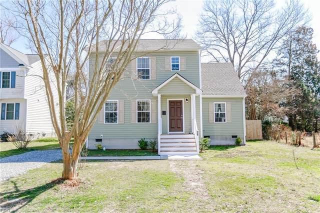 26 Mitchell Rd, Hampton, VA 23669 (#10365891) :: Crescas Real Estate