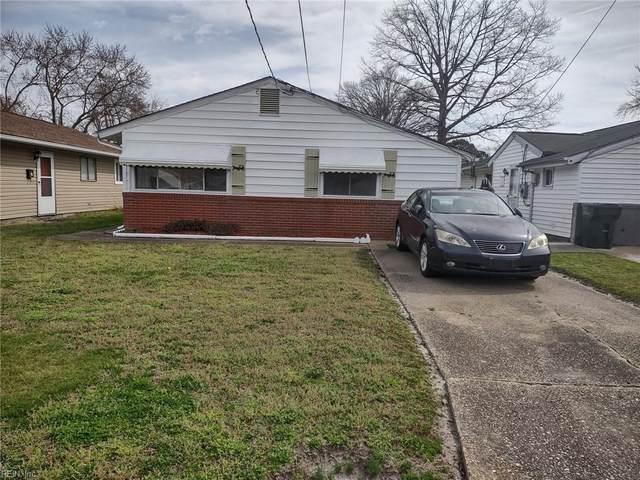 510 Day St, Hampton, VA 23661 (#10365906) :: Avalon Real Estate