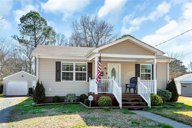 109 Green Meadow Dr, Portsmouth, VA 23701 (#10365910) :: Berkshire Hathaway HomeServices Towne Realty