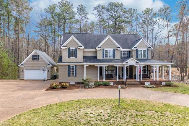400 Claxton Creek Rd, York County, VA 23696 (#10366005) :: Abbitt Realty Co.