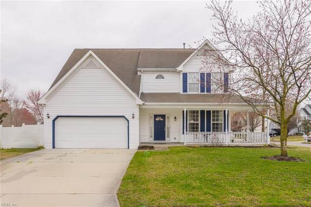 122 Treslyn Trce, Hampton, VA 23666 (#10366023) :: Team L'Hoste Real Estate