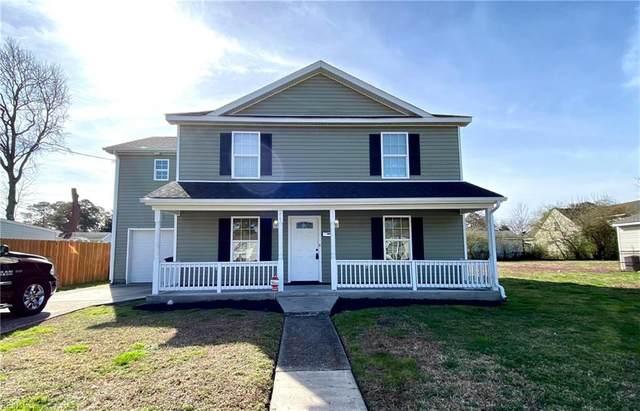 213 Avondale Rd, Portsmouth, VA 23701 (#10366029) :: The Bell Tower Real Estate Team