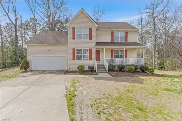 22407 Sundown Dr, Isle of Wight County, VA 23314 (#10366047) :: Berkshire Hathaway HomeServices Towne Realty