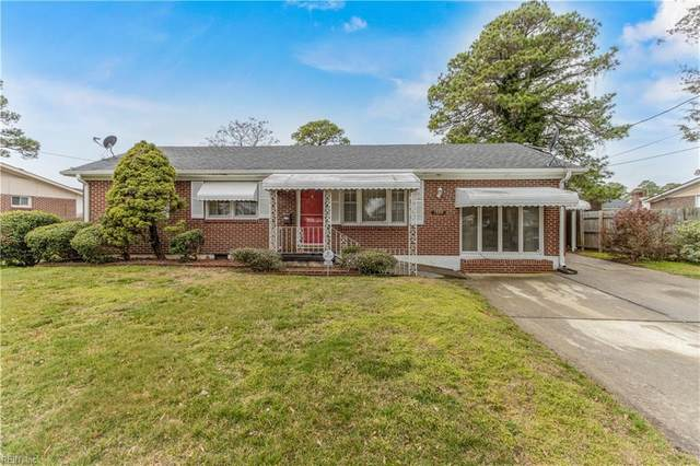 1508 Dandridge Dr, Portsmouth, VA 23701 (#10366073) :: Berkshire Hathaway HomeServices Towne Realty