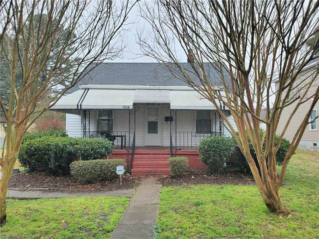1914 Roanoke Ave, Portsmouth, VA 23704 (#10366074) :: Berkshire Hathaway HomeServices Towne Realty