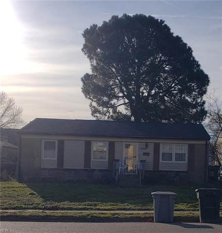 1776 Newton Rd, Hampton, VA 23663 (#10366085) :: Rocket Real Estate