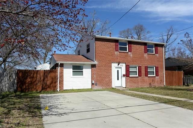 2005 Seward Dr, Hampton, VA 23663 (#10366127) :: Berkshire Hathaway HomeServices Towne Realty