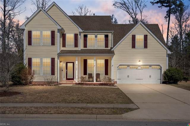 2127 Docking Post Dr, Chesapeake, VA 23323 (#10366128) :: Berkshire Hathaway HomeServices Towne Realty