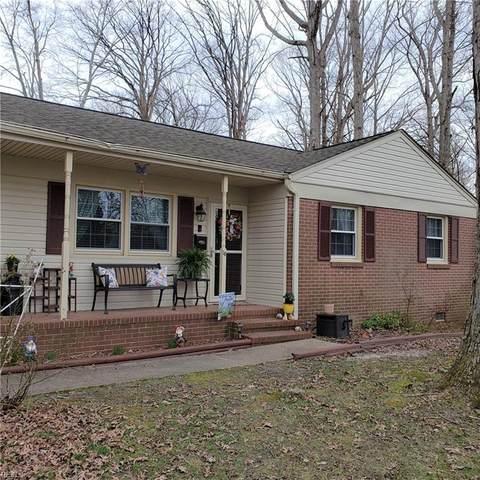 16 Wanger Cir, Newport News, VA 23602 (#10366136) :: Crescas Real Estate