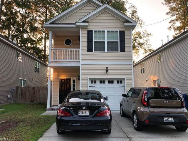 114 N Budding Ave, Virginia Beach, VA 23452 (#10366141) :: Abbitt Realty Co.